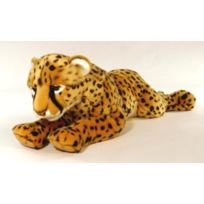 Keel Toys - Peluche Guépard Couché 58 cm