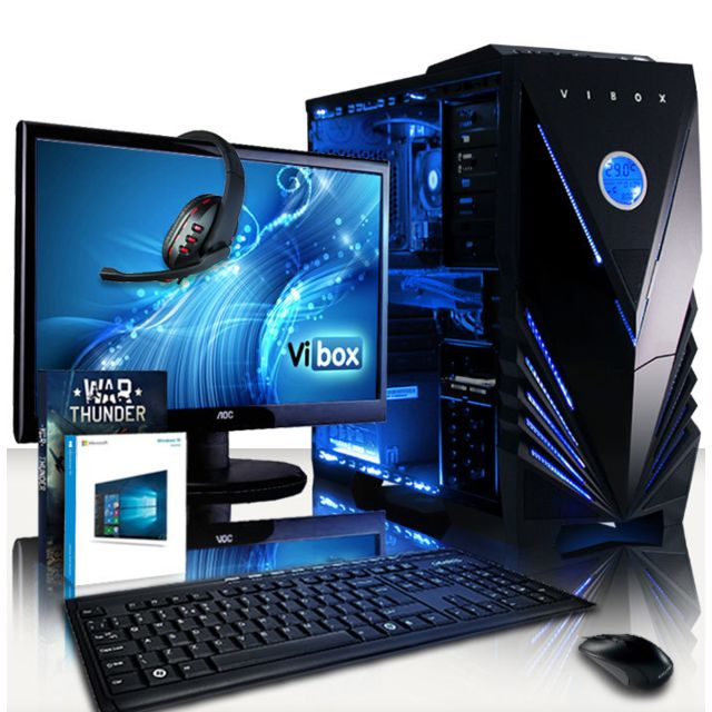 VIBOX Momentum 12 PC Gamer