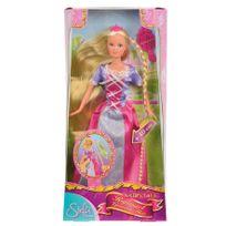 STEFFI LOVE - Poupée Rapunzel Chevelure Magique - 105730938