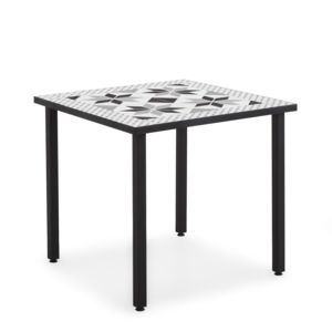alina maguie table carre xcm with alinea tabouret bar. Black Bedroom Furniture Sets. Home Design Ideas