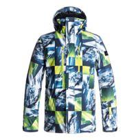 Quiksilver - Veste de ski Mission Printed Jacket