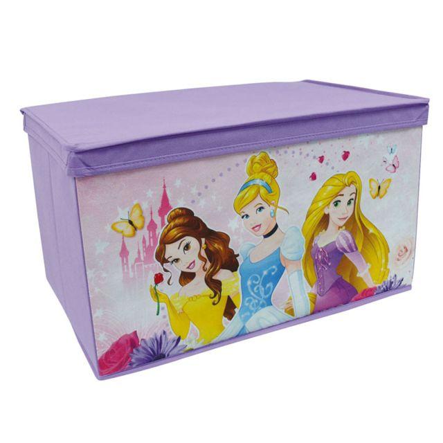 Funhouse Princesses coffre à jouets souple
