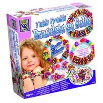 "Creative Toys - Ct 5973 - Loisirs CrÉATIFS - Bracelets En Folie ""TUTTI Frutti"