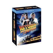 Upv - Retour vers le futur Trilogie Blu-ray