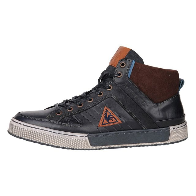 Coq Homme Levalle Mid Chaussure 42 Le Bleu Sportif Taille fgyvb7Y6