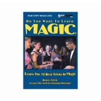 Magie - Dvd Do you want to learn magic