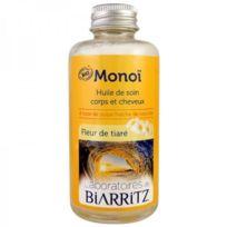 Laboratoire De Biarritz - Monoi bio corps et cheveux, Fleur de Tiaré, Laboratoires Biarritz