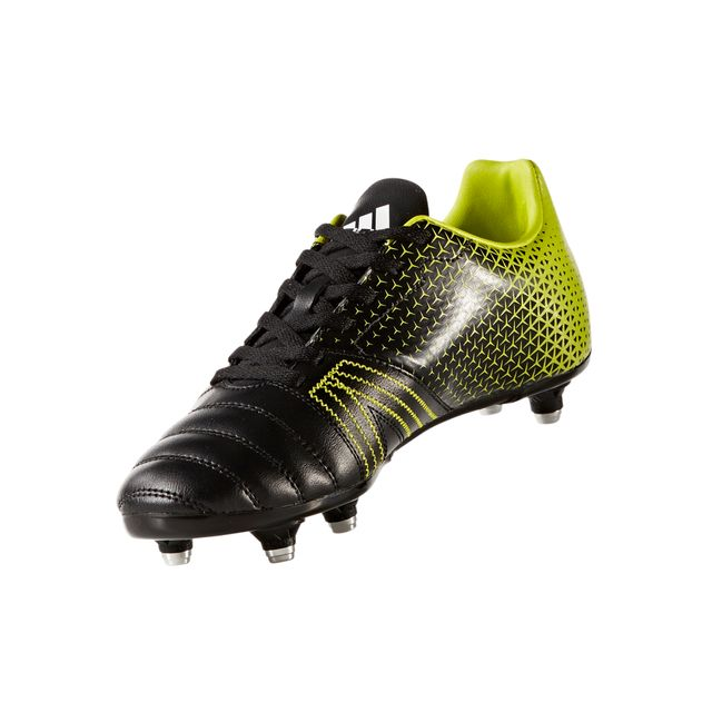 new images of closer at great look Adidas performance - Chaussures rugby Adidas Rugby All Blacks Sg ...