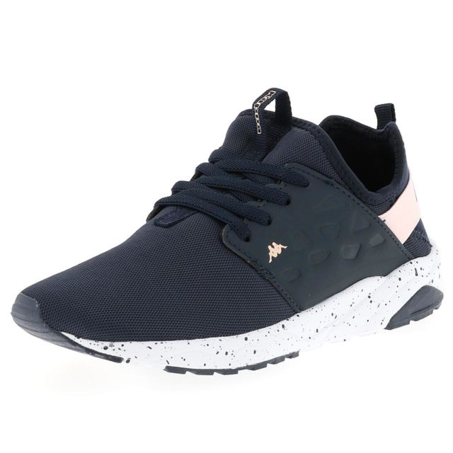 Chaussures running mode San antonio cad. nrrose Noir 46513