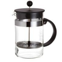 BODUM - cafetière à piston 12 tasses 1.5l noir - 1582-01