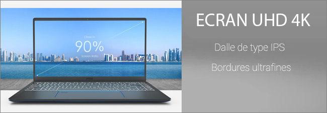 MSI - Ecran UHD 4K