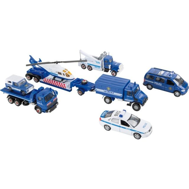 Small Foot Company Voitures miniature Police