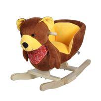 Knorr - Schaukeltier Teddy Emil