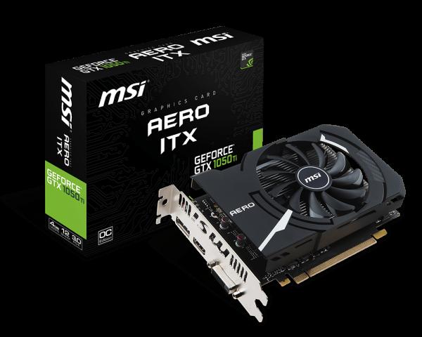 MSI - GeForce-GTX-1050-TI-AERO-ITX-4G-OCV1