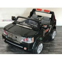KID'ZZZ N' QUAD'ZZZ - Voiture électrique Enfant 12V Style Range Rover JJ205, Vert&Noir