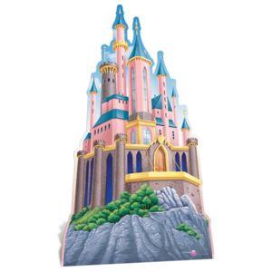 Bebegavroche figurine en carton ch teau princesse disney - Peinture princesse disney ...