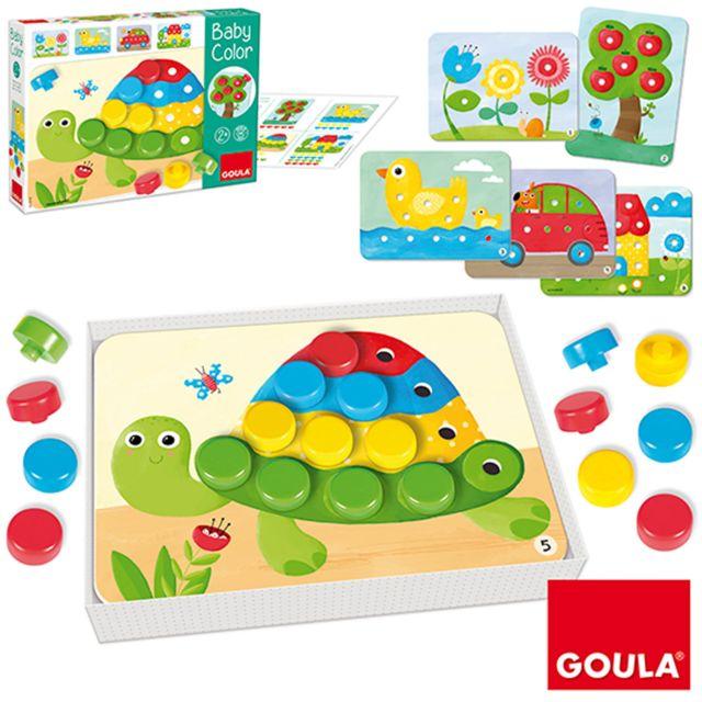 Goula Baby Color : Apprendre les couleurs
