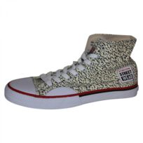Vision Street Wear - Samples shoes Hi Top Canvas Stipple Men