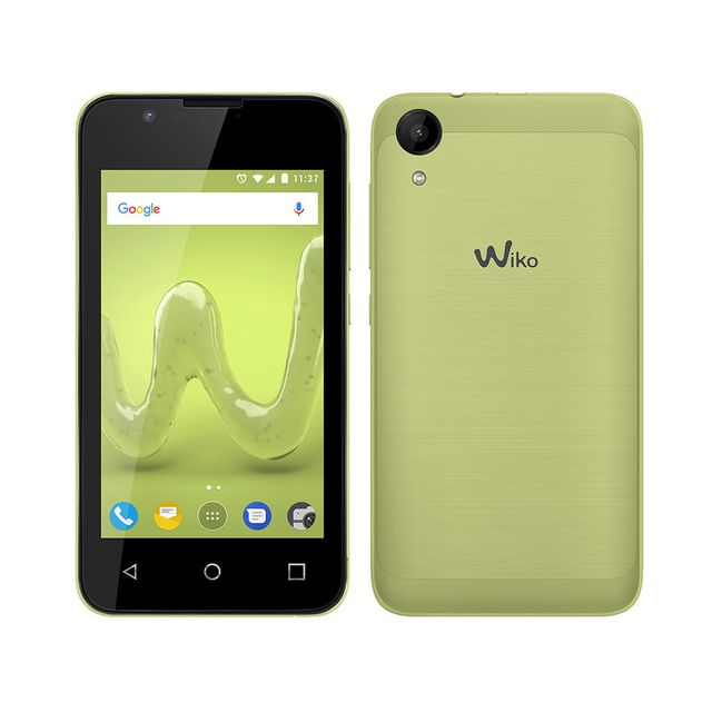 WIKO Sunny 2 - Lime