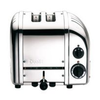 Dualit - Grille-pain Classic Inox - 2 Tranches