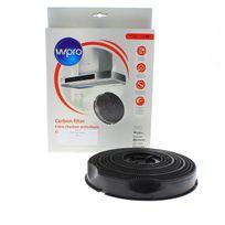Home Equipement - Filtre charbon rond Ø235 x 46 mm pour Hotte