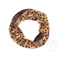 703ddfb8c67 Coolminiprix - Lot de 12 - Écharpe tube imitation fourrure léopard sch-388c  - Qualité