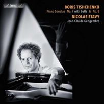 Bis - Boris Tishchenko - Sonates pour piano no. 7 et 8 Boitier cristal