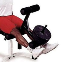 BodySolid - Leg Developer Body-Solid pour Flat-Incline-Decline Bench