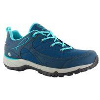 Hitec - Hi-Tec Equilibrio Bijou Low I - Chaussures - gris/turquoise