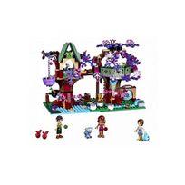 Lego - 41075 La cachette secrete des Elfes, r, Elves 0315