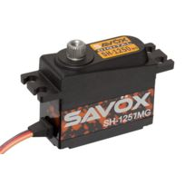 Savox - Servo Mini SH-1257MG numérique MG
