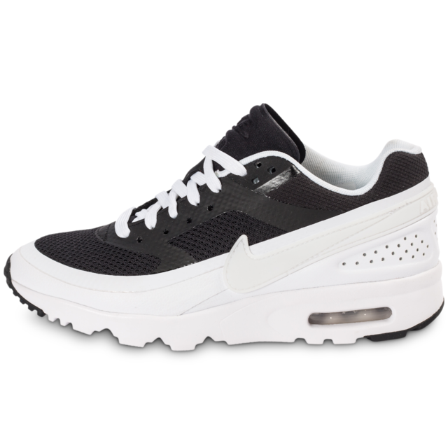 sports shoes bd9d0 919a9 Nike - Air Max Bw Ultra Black White - Baskets Femme - pas cher Achat ...