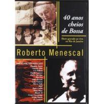 Discmedi - 40 Anos Cheios De Bossa - Dvd - Edition simple