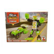 Jja - Robot transformer - Star blocks vert