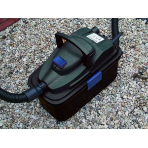 Ubbink aspirateur pour bassin compact vacu pro cleaner pas cher achat vente bassin - Aspirateur bassin de jardin ...
