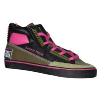 Vision Street Wear - Samples shoes Super Trick Hi Black Moss M