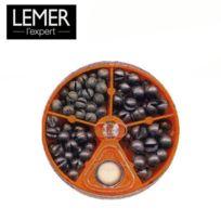 Lemer - Boite Distributrice De Plomb Fendue Super Doux 4 Cases