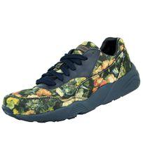 3b3b1a4d6ae Puma - R698 Evo X Hoh Rose Chaussures Mode Sneakers Femme Multicolore