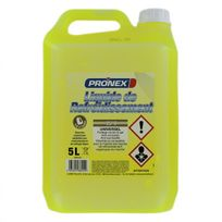 Pronex - Liquide de Refroidissement -25°C - Bidon de 5 L