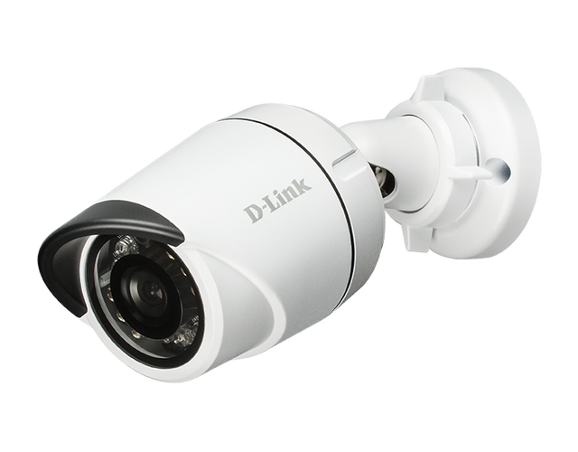 D-LINK DCS-4703E - Caméra PoE Mini Bullet Full HD d'extérieur Vigilance Caméra PoE Mini Bullet Full HD d'extérieur Vigilance
