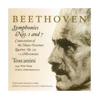 Music & Arts - symphonie n1 & 7, quatuor op.135