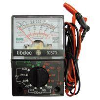 Tibelec - Mini-testeur analogique 3 fonctions