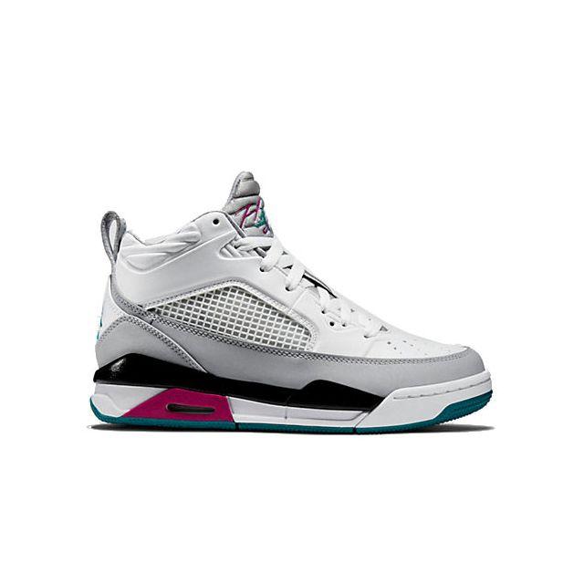 save off 9475d 179f2 Nike - Basket Air Jordan Flight 9 GS, Blanc 654975-115-36 - pas cher Achat    Vente Baskets enfant - RueDuCommerce