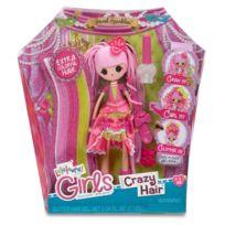 Lalaloopsy - Girls - Crazy Hair - Jewel Sparkles - Poupée Mannequin 23 cm