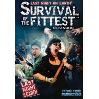 Flying Frog Productions - Jeux de société - Last Night On Earth : Survival of the Fittest
