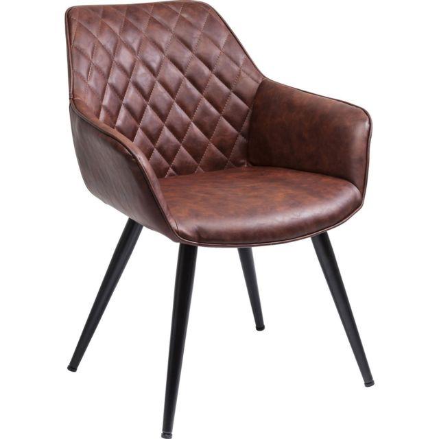 Chaise avec accoudoirs Harry Kare Design