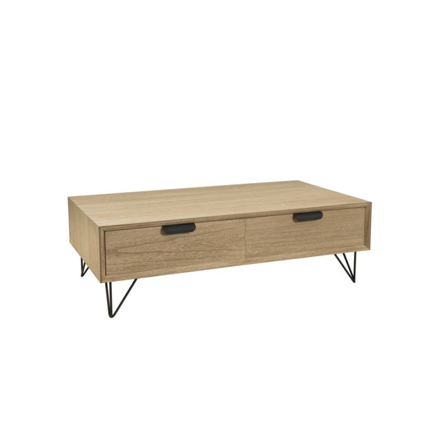 table basse tiroirs. Black Bedroom Furniture Sets. Home Design Ideas