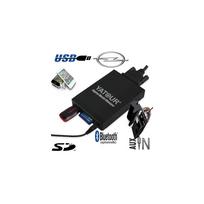 Auto-hightech - Adaptateur Interface Autoradio iPod Aux Opel
