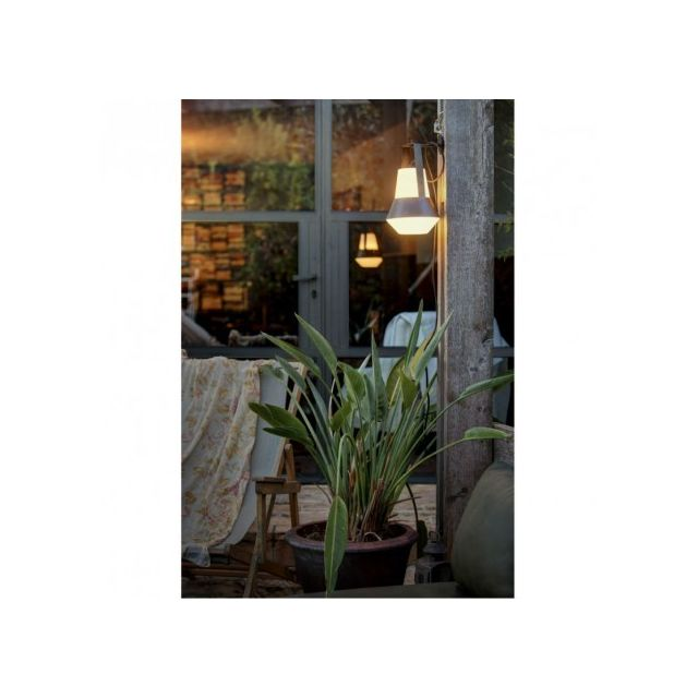Faro Barcelona - Lampe baladeuse extérieure Cat Ip54 - Blanc
