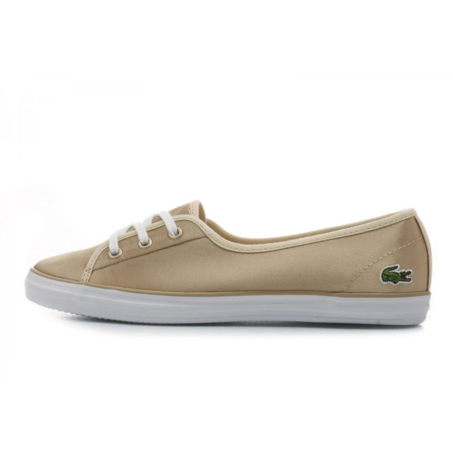 947ad03ef78 Lacoste - Basket Ziane Chunky 118 2 Caw - 735CAW0075GW3 - pas cher Achat   Vente  Baskets femme - RueDuCommerce